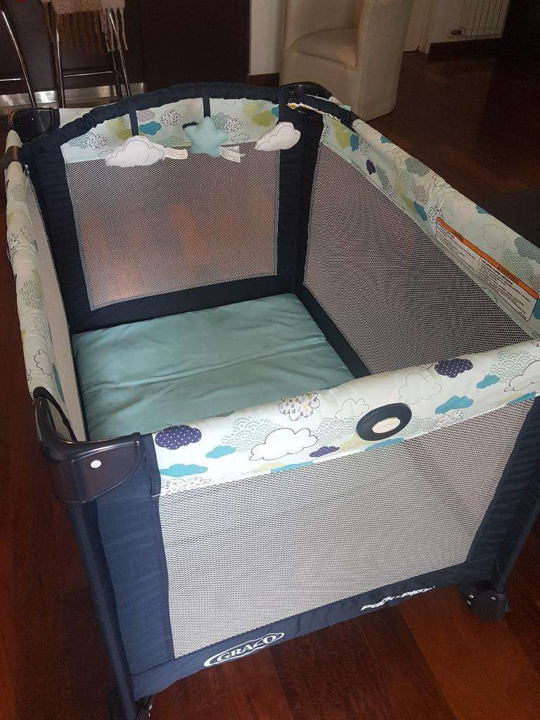 Corral Pack And Play Graco