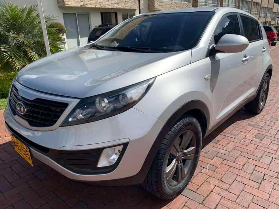Kia New Sportage 2012 - 102000 km