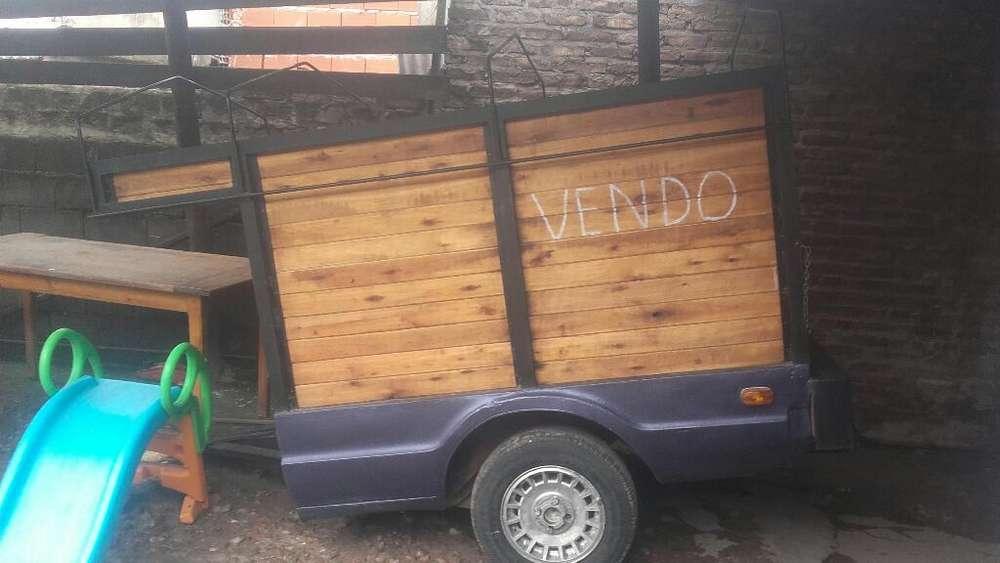 Vendo Triler Nuevo Soy de Moreno 22000