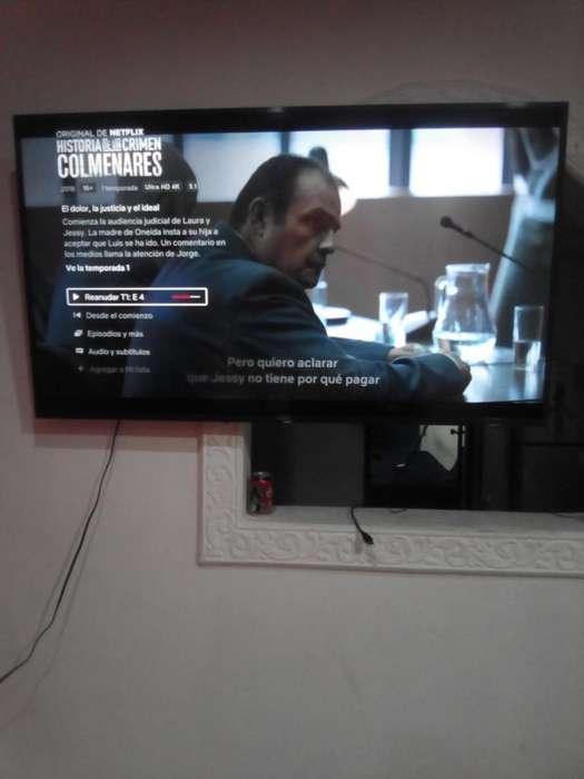 Televisor Smartv Samsung 4k 58 Pulgadas