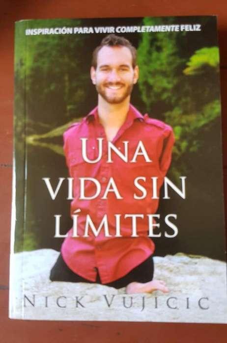 Libro Una Vida Sin Límites Nick Vujicic