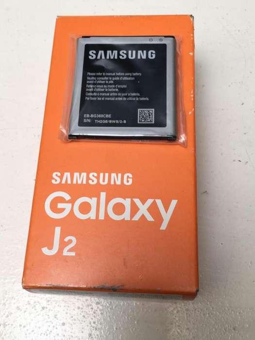 Bateria Samsung J2 Original Efec Tarjeta