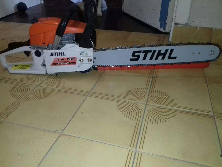 Motosierra Stihl 361