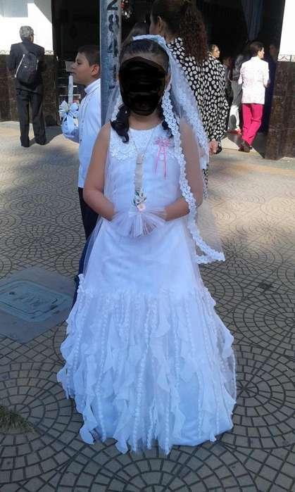 Alquiler de vestidos de primera comunion en medellin