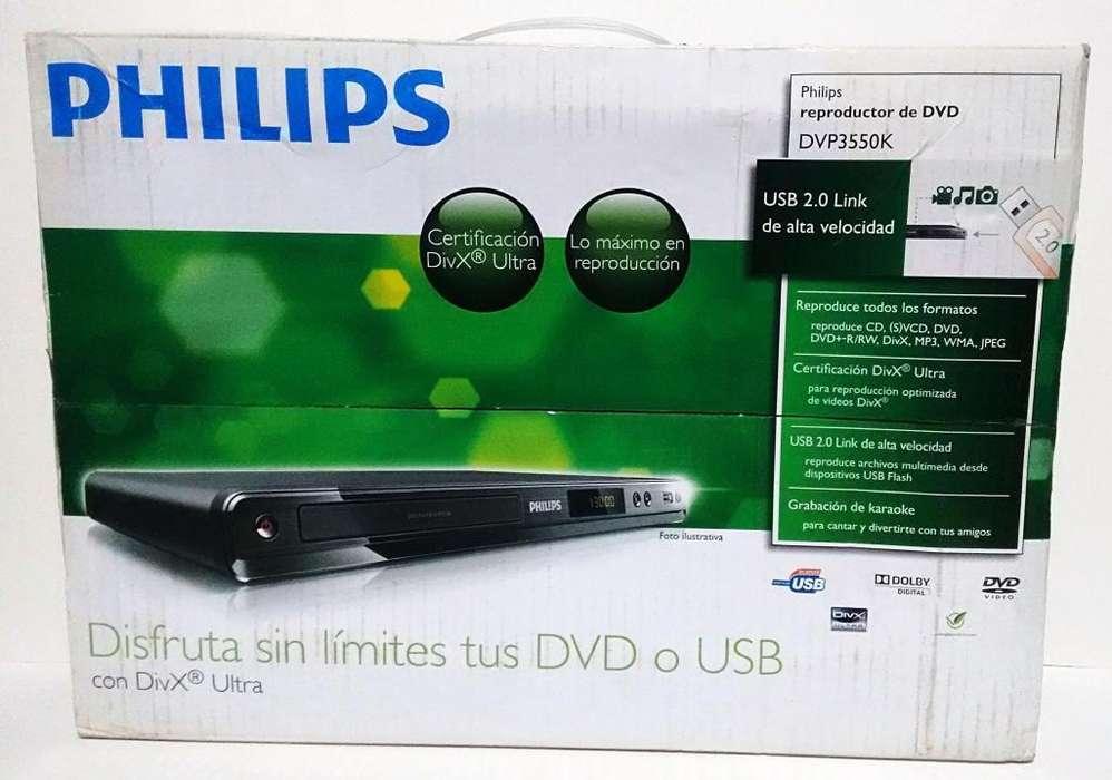 SE VENDE REPREDUCTOR DE DVD CON PUERTO USB EN EXCELENTE ESTADO