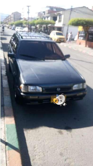 Mazda 323 1993 - 286000 km