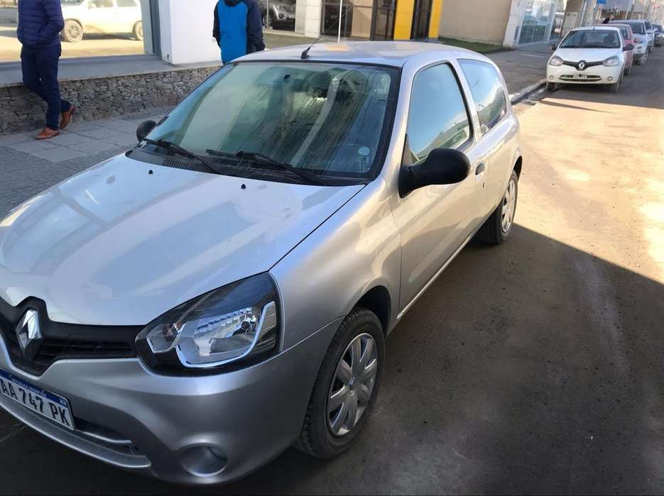 Renault Clio Mío 2016 - 20100 km
