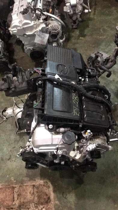 Motor Mazda Zy Mecanico 1500 Cc