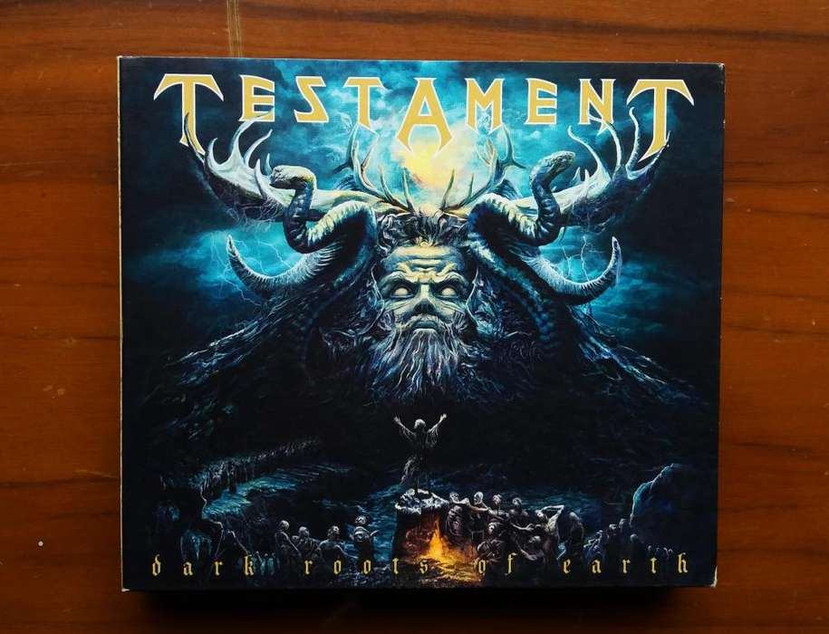 Testament Dark Roots Of Earth: Limited Edition