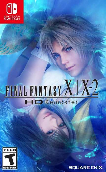 Final Fantasy Xx-2 Hd Remaster Nuevo Y Sellado Switch Ya