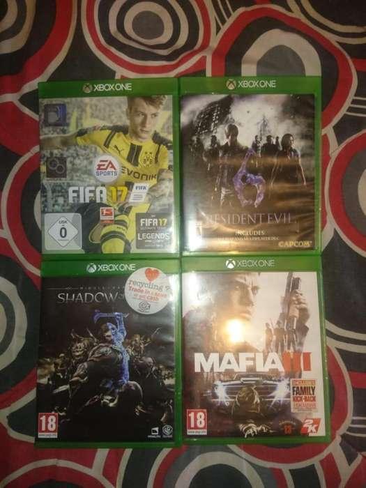Juegos De Xbox One Fisicos Originales En Oferta