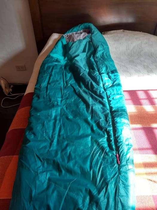 Bolsas de dormir Quechua. Excelente estados!