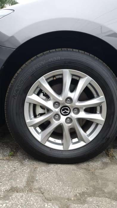 Vendo <strong>llantas</strong> y Aros Mazda r16 Nuevos