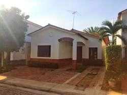 Casa de alquiler Ciudad Celeste, en Vía a la Costa, cerca del Alemán Humboldt