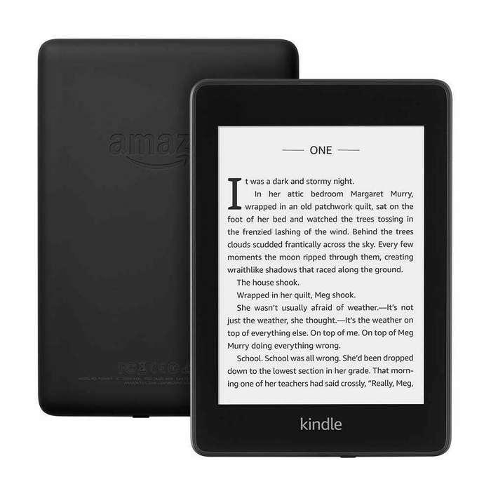 Kindle Paperwhite 2019 E-Reader Lector Libros Digital c/ Wifi y Celular Nuevo*