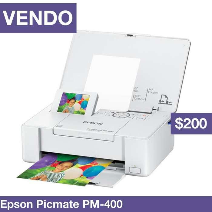 <strong>impresora</strong> de fotos Epson Picmate PM-400