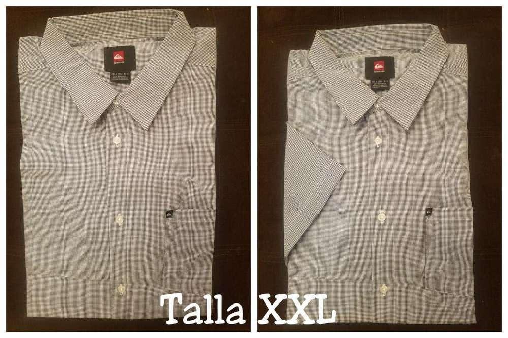 Camisa Marca Quiksilver Original