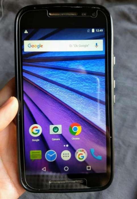 Vendo Motorola G3 Libre