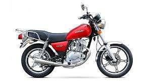 Vendo Suzuki GN 125 F 73.000