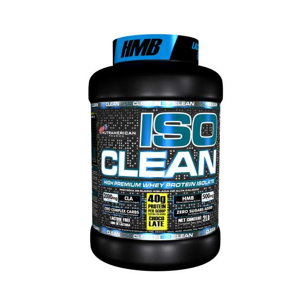Iso Clean 2 Libras 93000