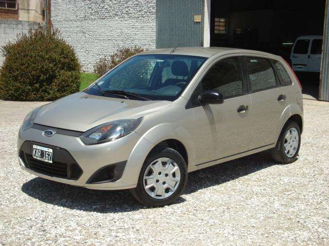 Ford Fiesta  2011 - 107000 km