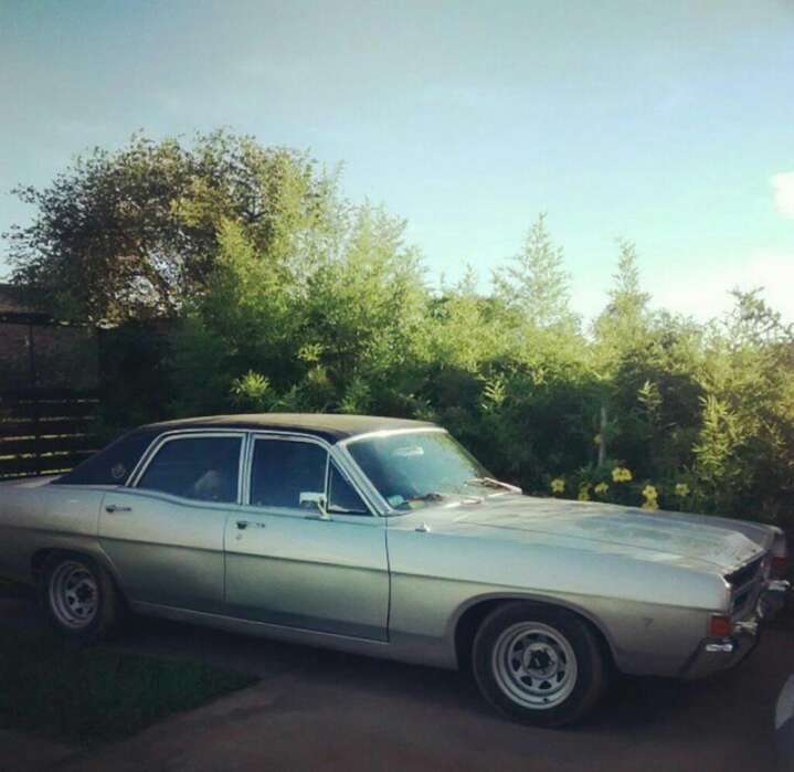 Ford Fairline 1978 - 10000 km