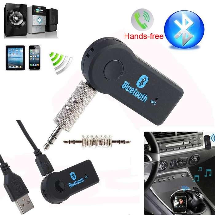 Receptor Bluetooth 3.0 Para Auto O Equipo Gruponatic San Miguel Surquillo Independencia La Molina Whatsapp 941439370