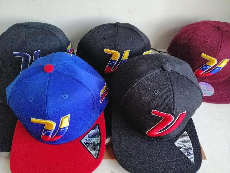 Gorras de Venezuela