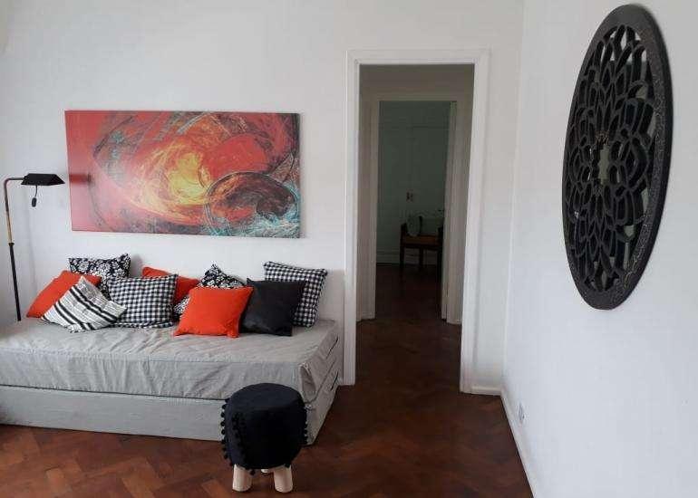Alquiler Temporario 2 Ambientes, Paraguay y Junin, 3. Recoleta