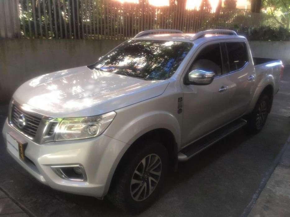 Nissan Frontier 2016 - 63600 km