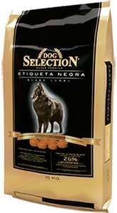 Dog Selection Adulto Etiqueta Negra Adulto 15 kg Y 21 kg