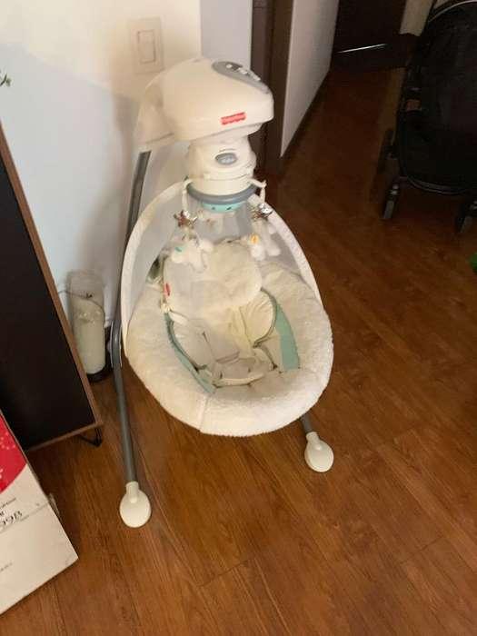 Columpio Fisher Price para Bebes