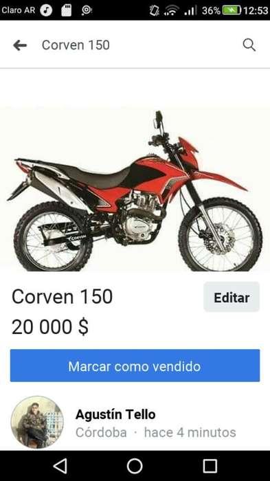 Vendo Corven 150