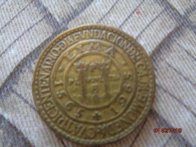 antigua moneda peruana