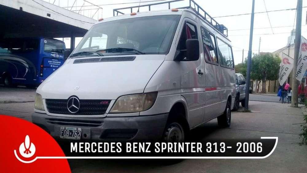 FURGON SPRINTER 313 CDI/C 3550