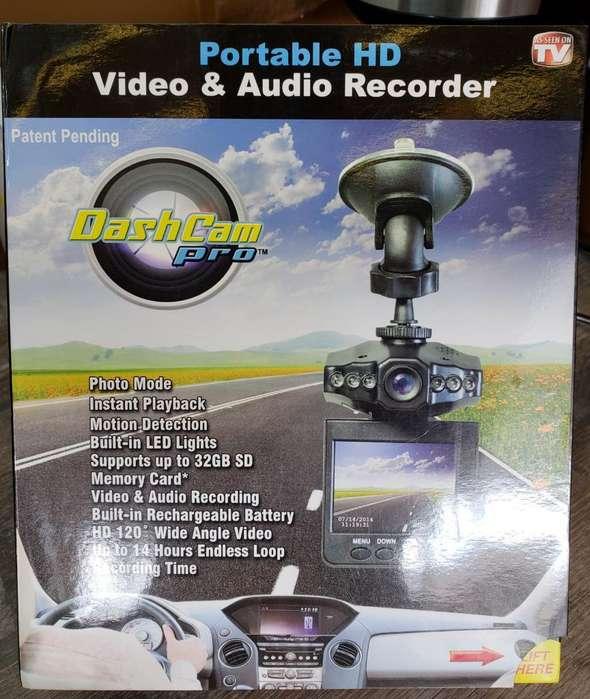Video Cámara Dashcam