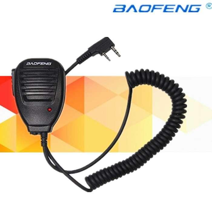 Microfono Para <strong>handies</strong> Baofeng Universal Compatible Uv5r Bf