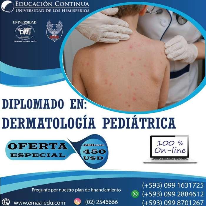<strong>diplomado</strong> Dermatología Pedíatrica