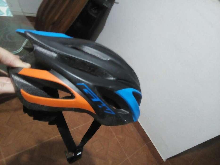 Casco Ciclismo Y Gafas Gangazo
