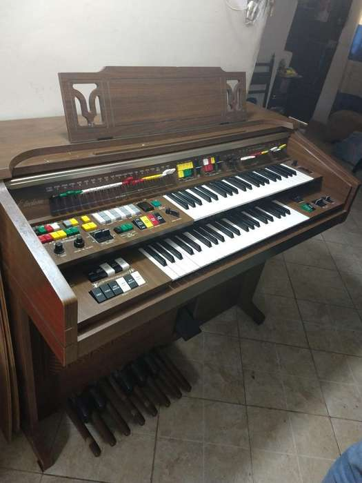 Organeta Yamaha Doble Teclado