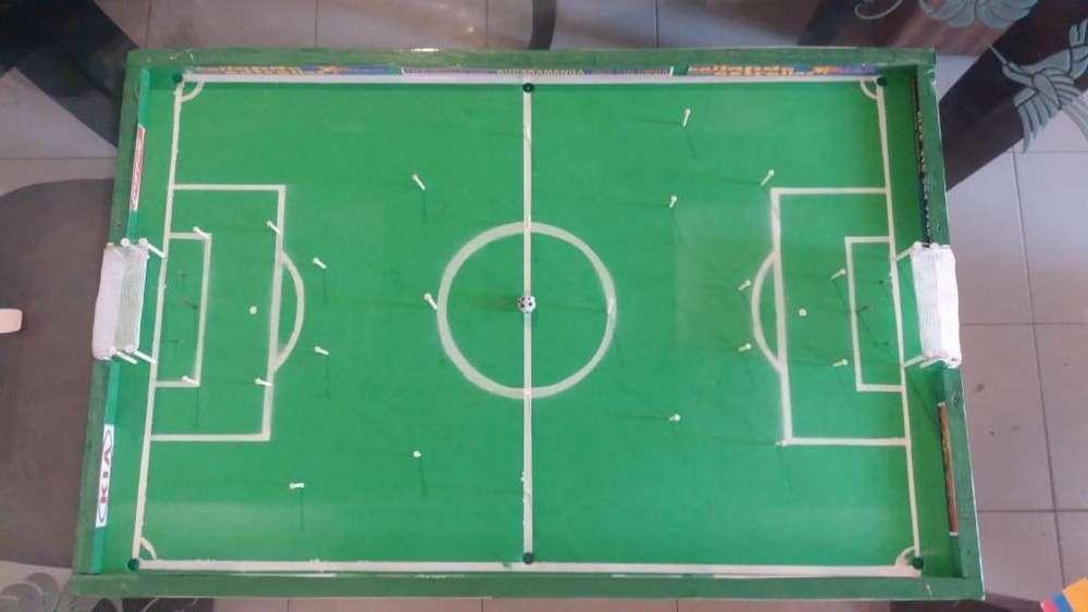 Vendo Futbolin Tradicional y Personalizado