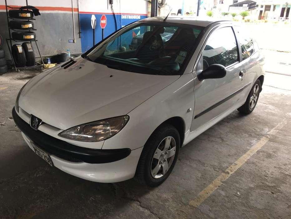 Peugeot 206 2007 - 190000 km