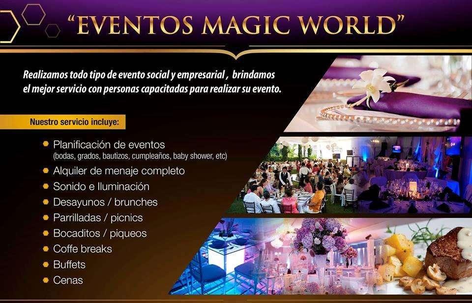 eventos banquetes recepciones catering buffet 6.00