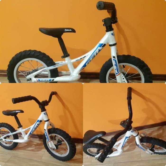 Bicicleta Ger
