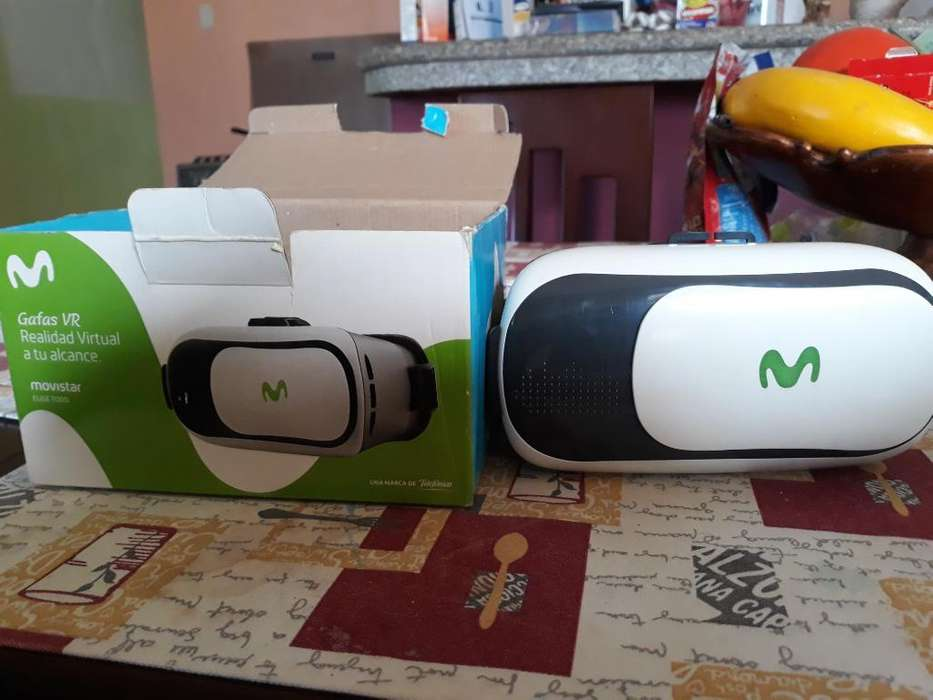 Gafas Realidad Virtual Movistar