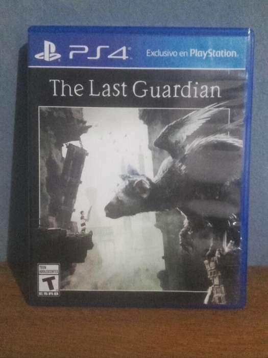 The Last Guardian Ps4 Impecable