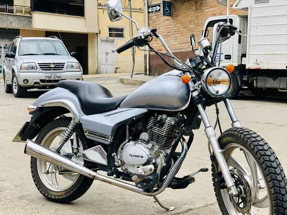 Moto Tundra 200Cc