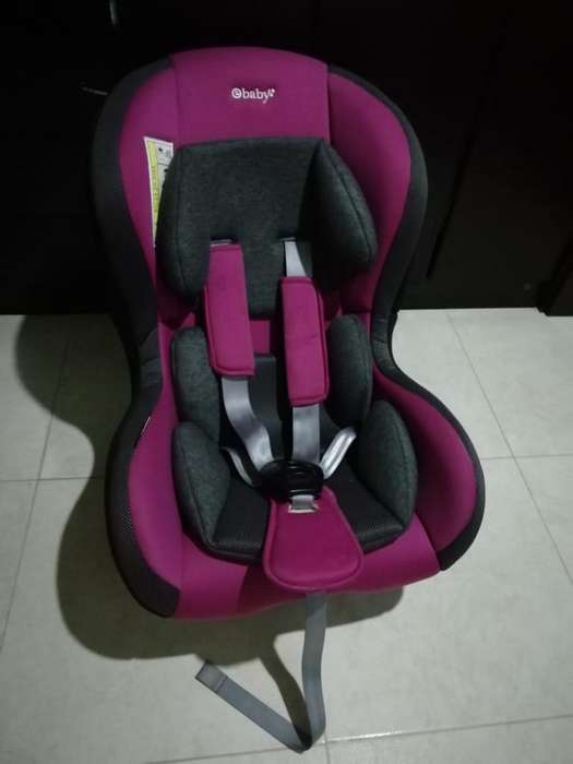 Silla Reinclinable Baby
