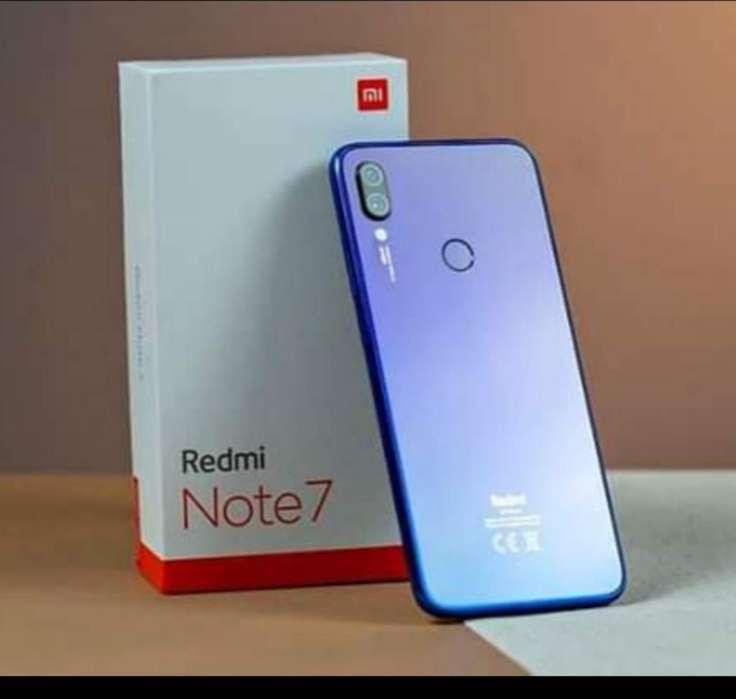 Xiaomi Note 7 Caja Cerrada a Estrenar