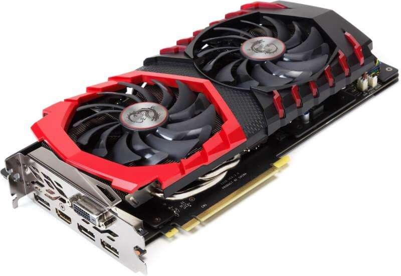 Msi Gtx 1060 6gb Gaming X